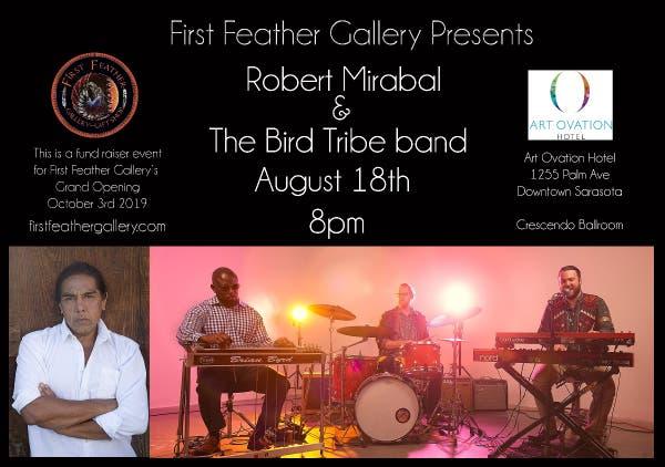 Aug 18 | Taos Pueblo flutist Robert Mirabal & The Bird ...