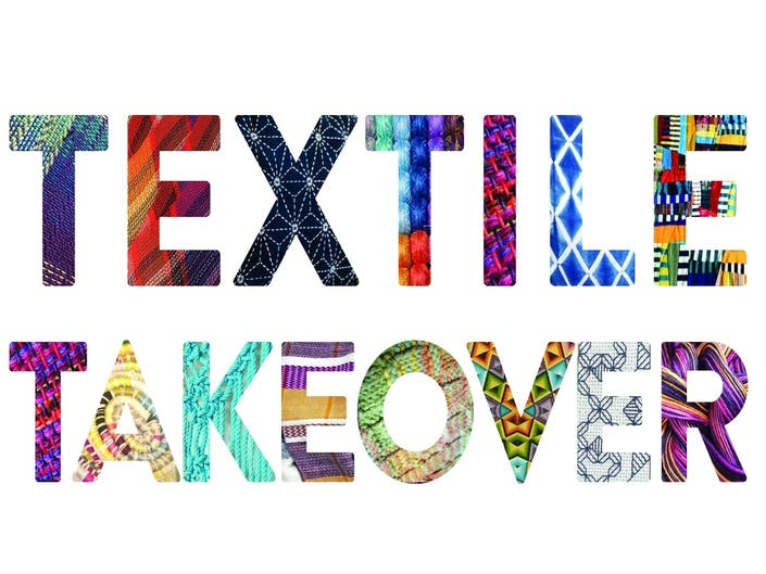 POST Detroit hosts Textile Takeover outdoor art and craft