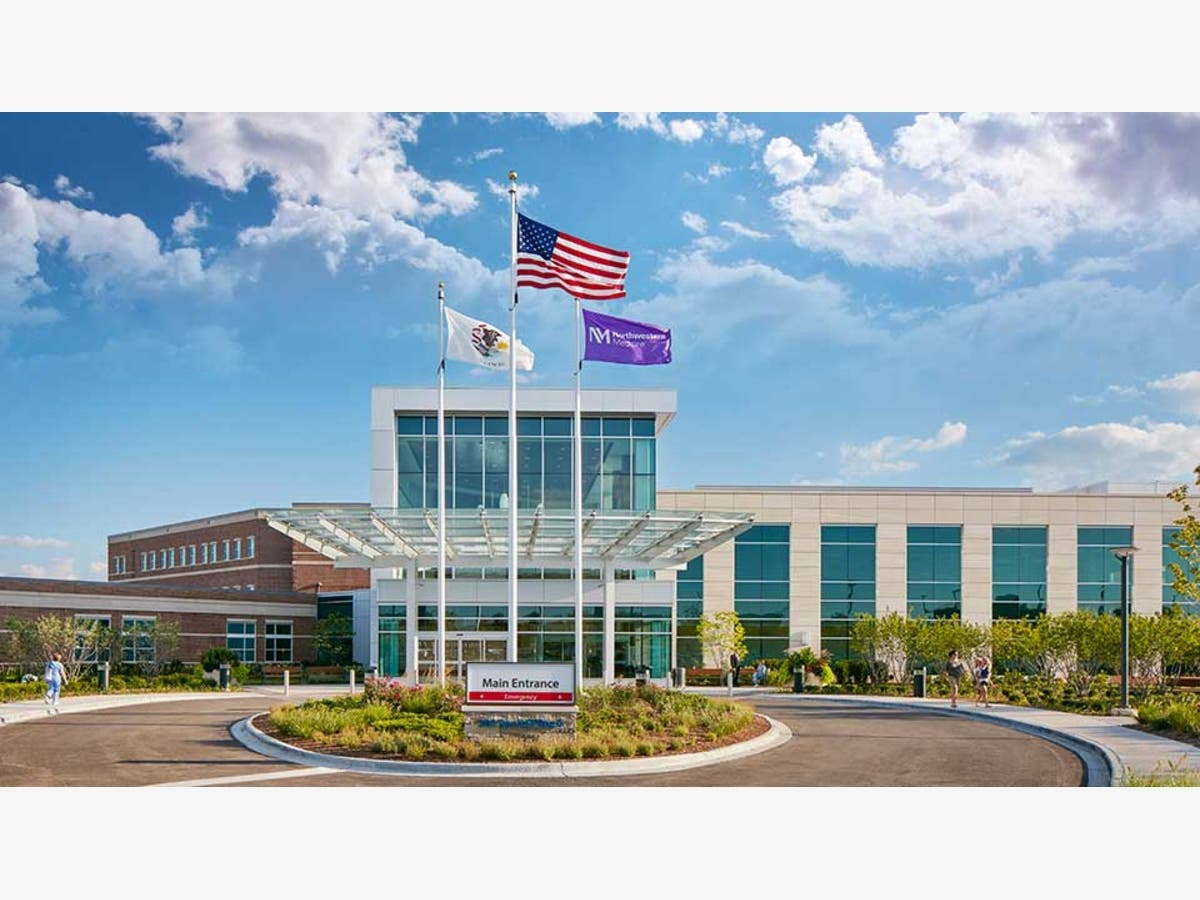 Delnor Hospital ranked among Illinois'