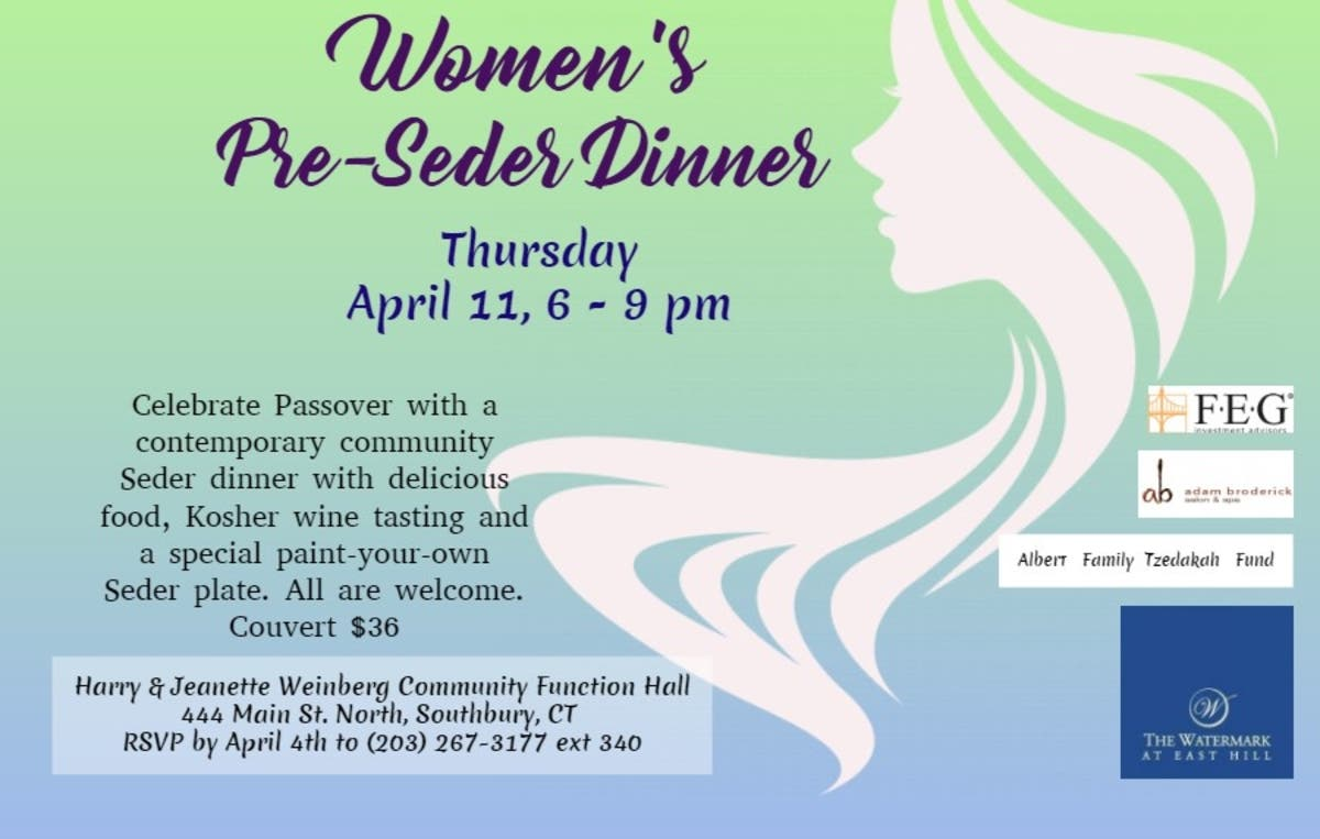 Newtown's Charmios Art to Lead Paint & Sip at Women's Seder