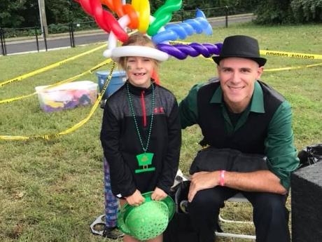 Magic, Music & More Takes Shape at This Year's Danbury Irish Fest