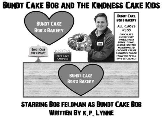 From Bundt Cakes To Books: Local Bakery Owner Turns Love of