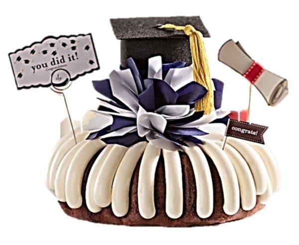 Make Graduation A Sweet Celebration With Nothing Bundt Cakes