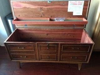 Vintage Lane Cedar Hope Chest Roswell Ga Patch