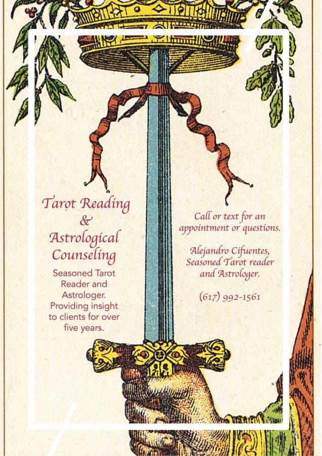Brookline Tarot Reader & Astrologer | Brookline, MA Patch
