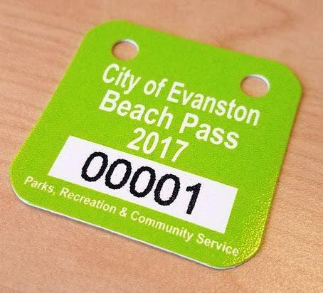 Evanston Beach Season Passes Available To Buy   Evanston, IL