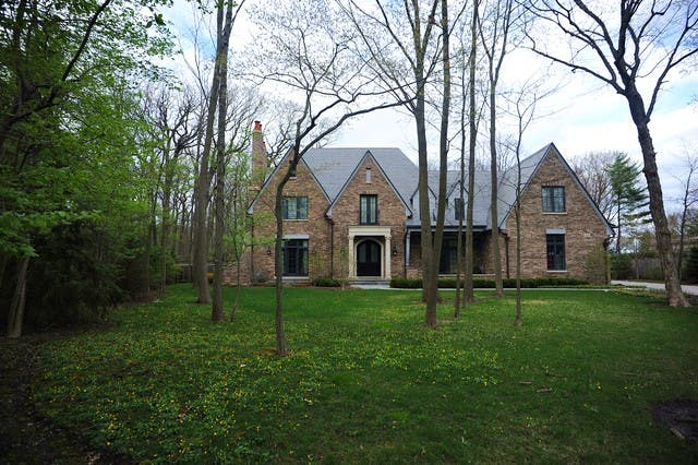 Jay Cutler And Kristin Cavallari List Lake Forest Mansion For 4 75m Lake Forest Il Patch