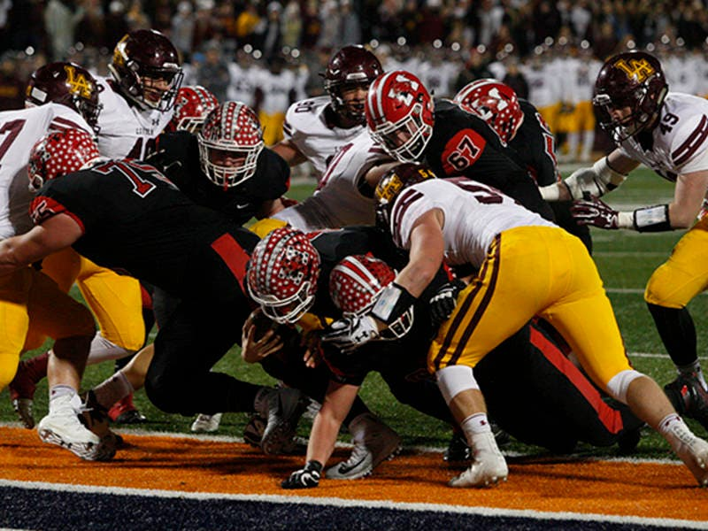 What Are 2017 Illinois High School Football Playoffs Pairings