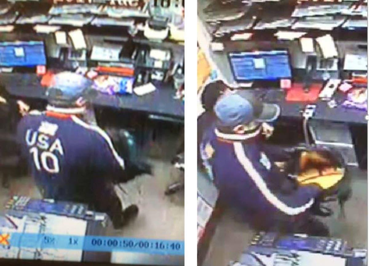 Deerfield Spa Robber Buys Sandwich Next Door: Police