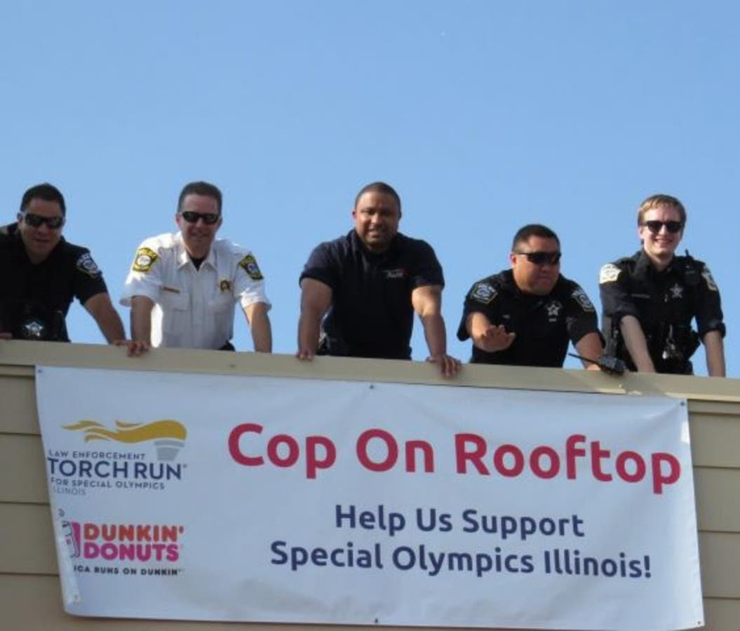 Cop On A Rooftop Where To Find Officers In Wilmette Wilmette Il Patch