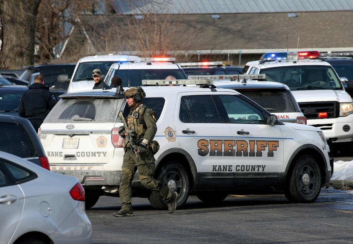 Sheriff To Start Checking In On Gun Owners With Revoked