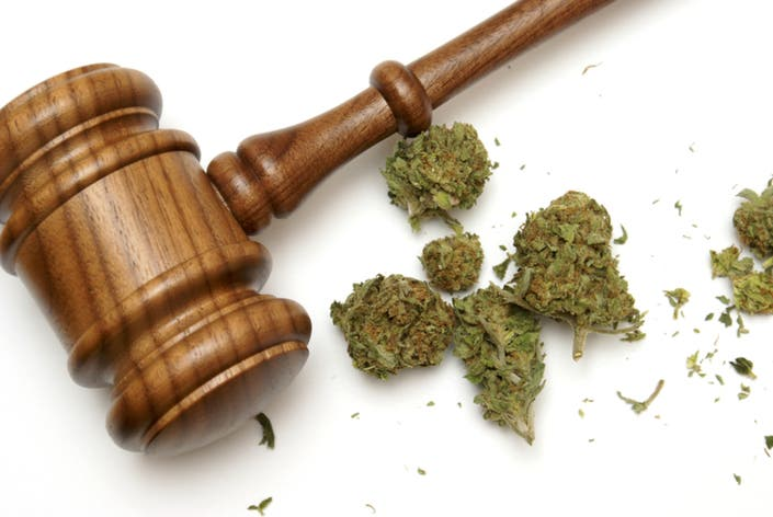 The Cook County State's Attorney's Office said it will stop prosecuting the possession of under 30 grams of marijuana.