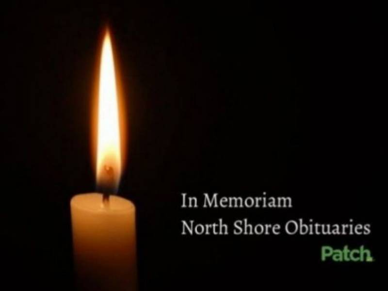 North Shore Death Notices: March 18 To March 24