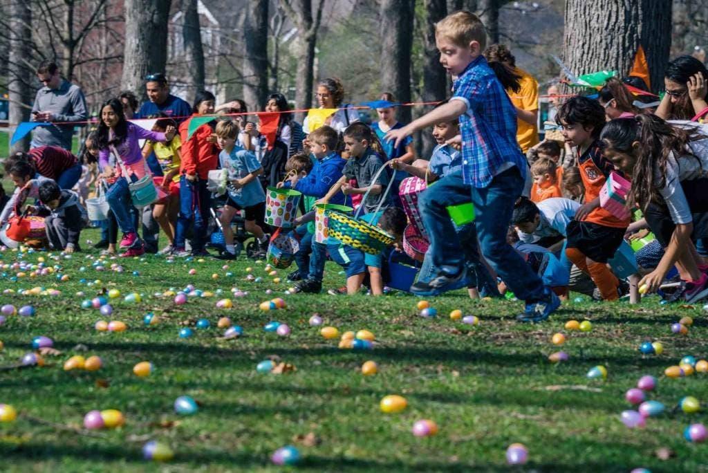 a31e782eb5168 North Shore 2019 Easter Egg Hunt, Easter Bunny Guide | Winnetka, IL .