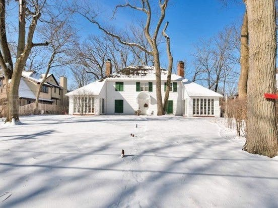 Local Architect's Highland Park Landmark Sold Out Of