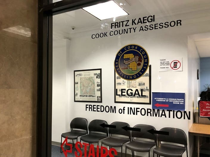 Fritz Kaegi, who replaced Joe Berrios as assessor last year, is reassessing the suburbs for the first time in 2019.