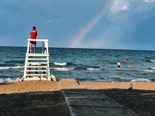 Unsafe Bacteria Levels Close 4 Evanston Beaches To Swimming