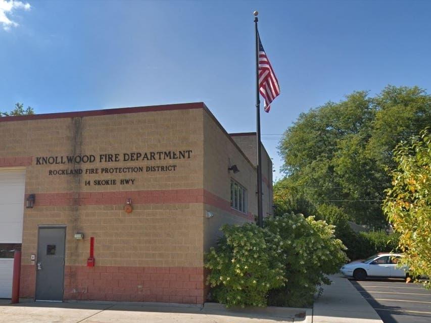 Rug Merchant S Bid For Knollwood Fire Station Risks