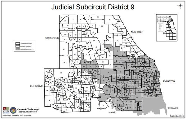 2 Of 8 Candidates 'Not Qualified' To Be Judges In 9th Subcircuit | Skokie,  IL PatchPatch