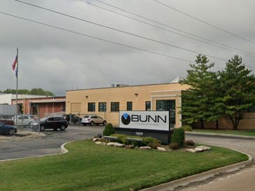A shooting was reported Friday at the Bunn warehouse in Springfield.