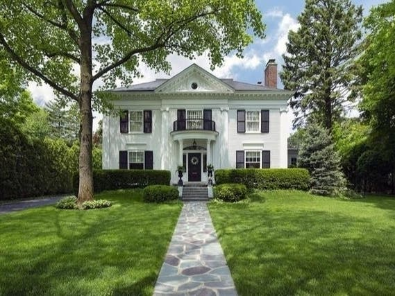 1896 Kenilworth Mansion A Block From Lake Sells For $3.82 Million