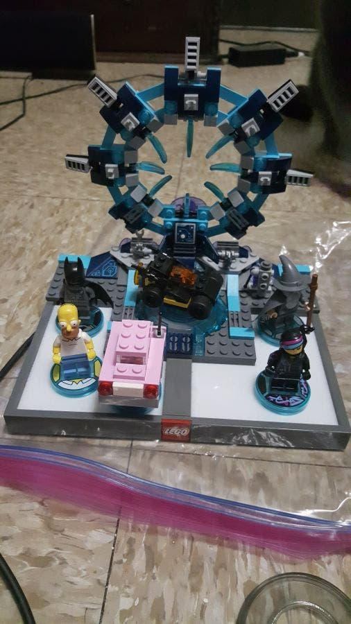Lego dimensions starter pack for xbox one | Southington, CT