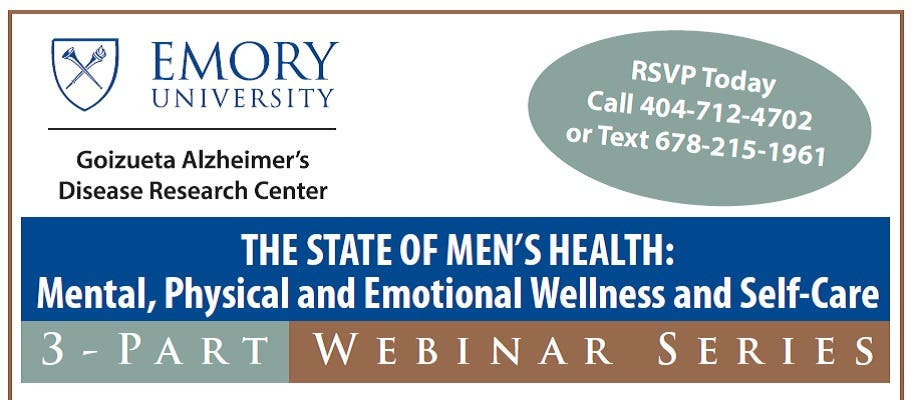 THE STATE OF MEN'S HEALTH: Mental, Physical & Emotional Wellness