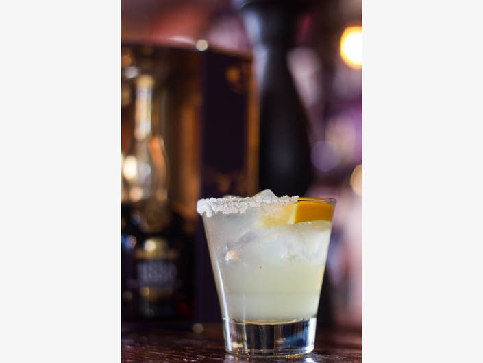 Is This NYCs Most Expensive Margarita?