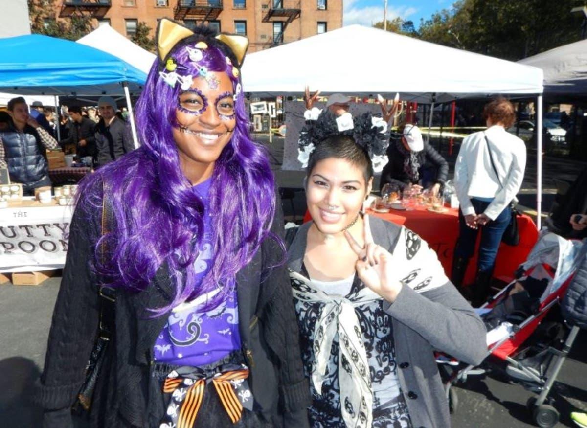 Head to The UWS Sunday For Grand Bazaar NYC's Scary Bazaar   New