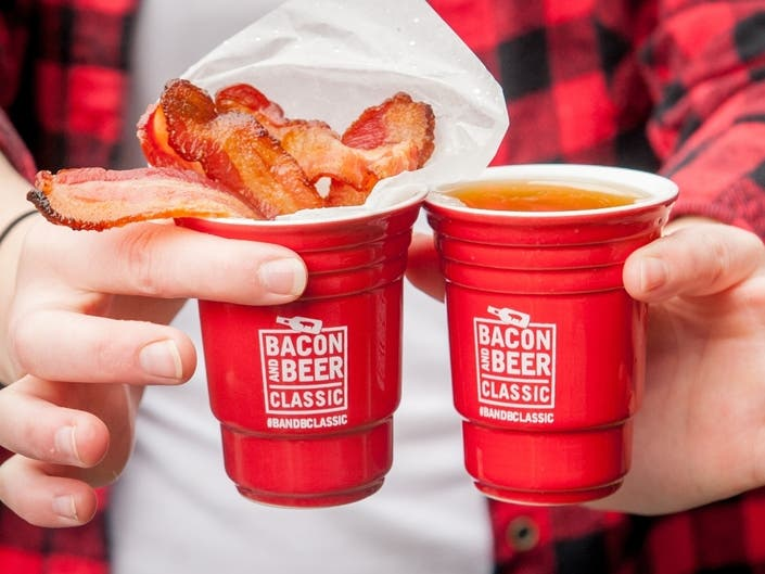 The Bacon And Beer Classic Is Coming Back To Seattle