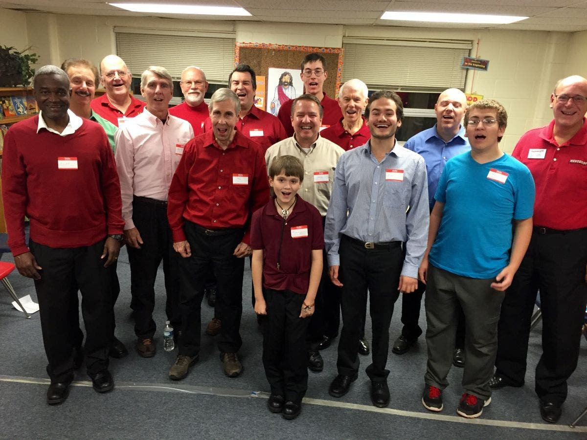 Local Men's Chorus offers free singing lessons ...