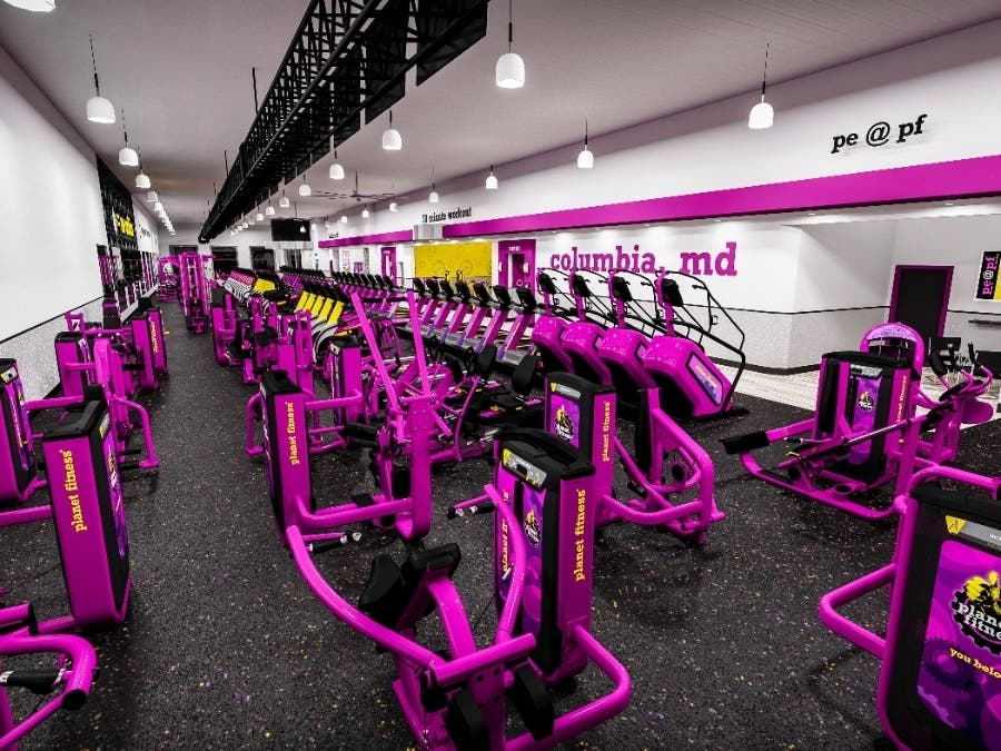 Planet Fitness Opening \