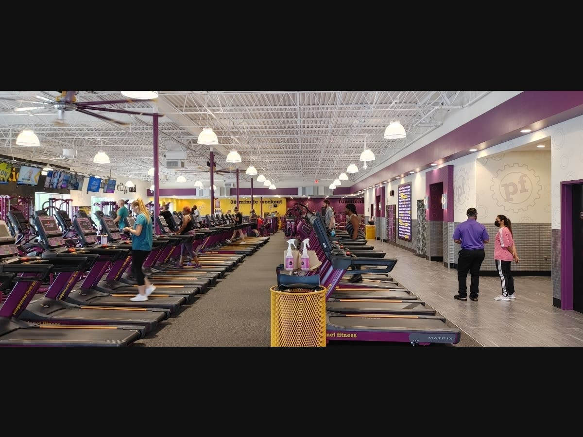 Planet Fitness Opens Judgement Free Fitness Center In Ellicott Ellicott City Md Patch