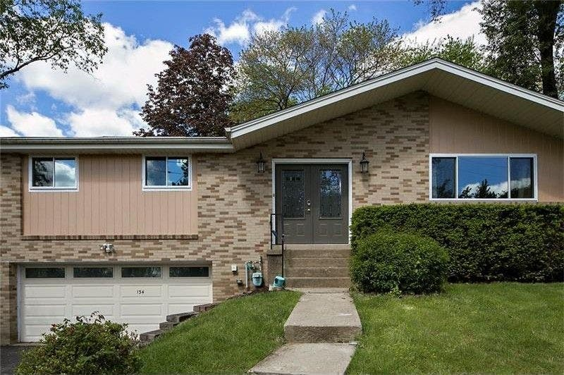 Ranch Home Updates Updates abound at this three-bedroom brick ranch home at 134 Buckhill Road  in Ross that lists for $264,900. Youu0027ll find a newly paved driveway, ...