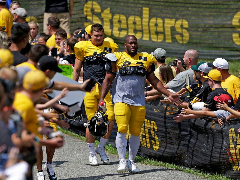 Steelers Training Camp  Five Things You Need To Know  e0d6eaf01