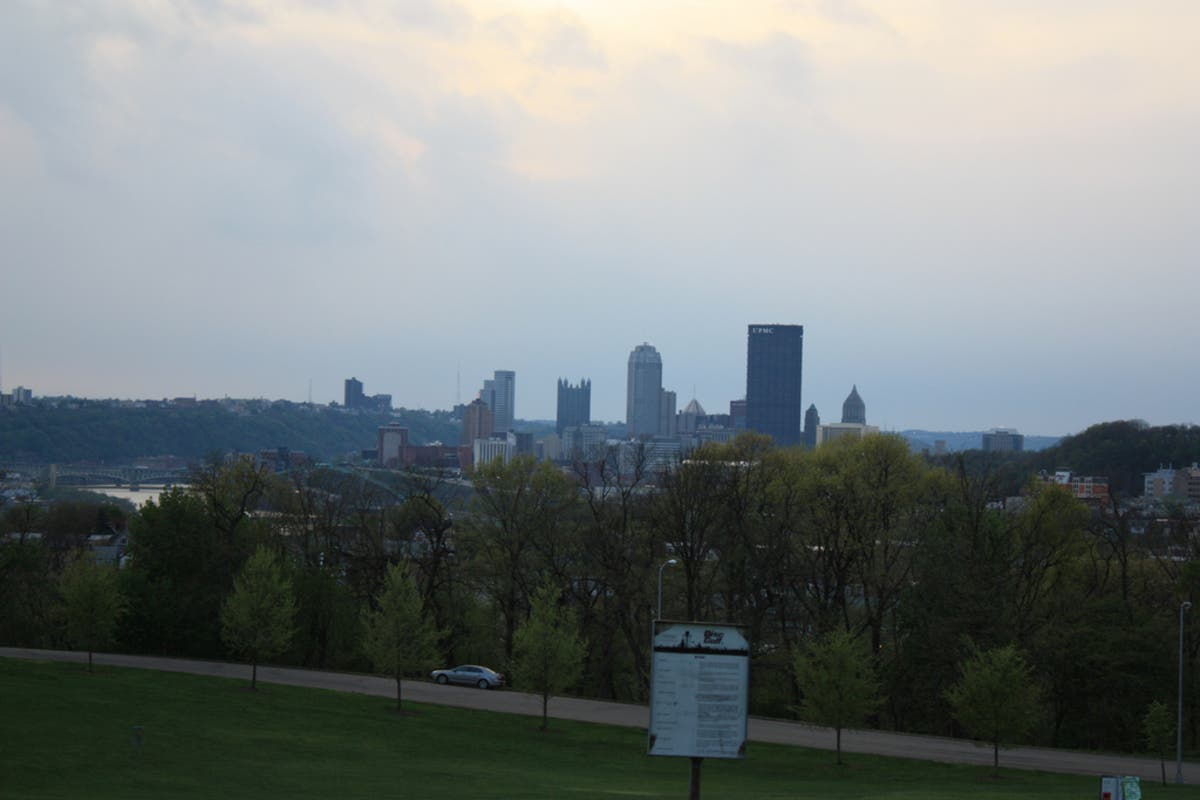 Pittsburgh Area Weekend Weather: Saturday Showers Possible