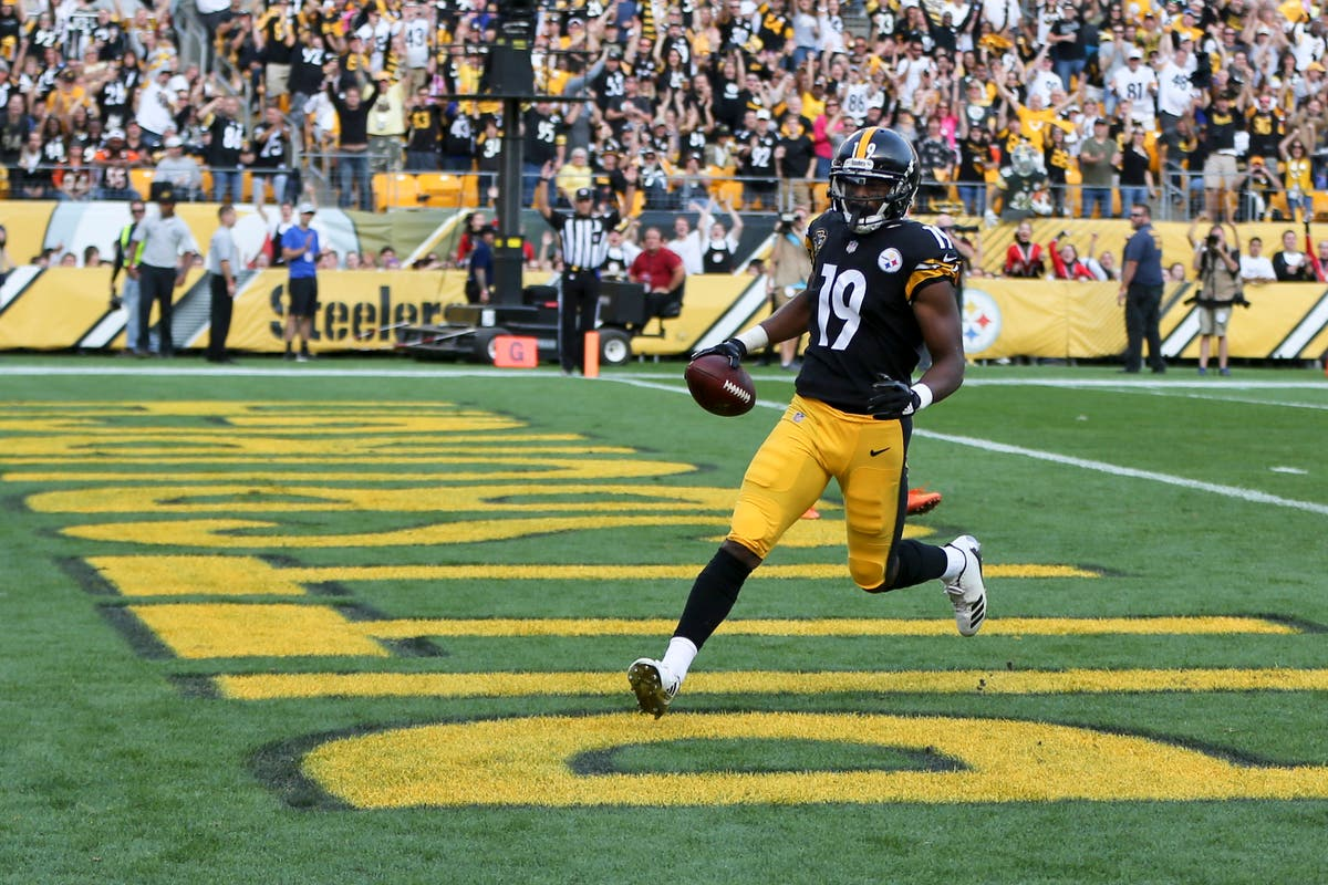 Steelers wide receiver JuJu Smith-Schuster searching for