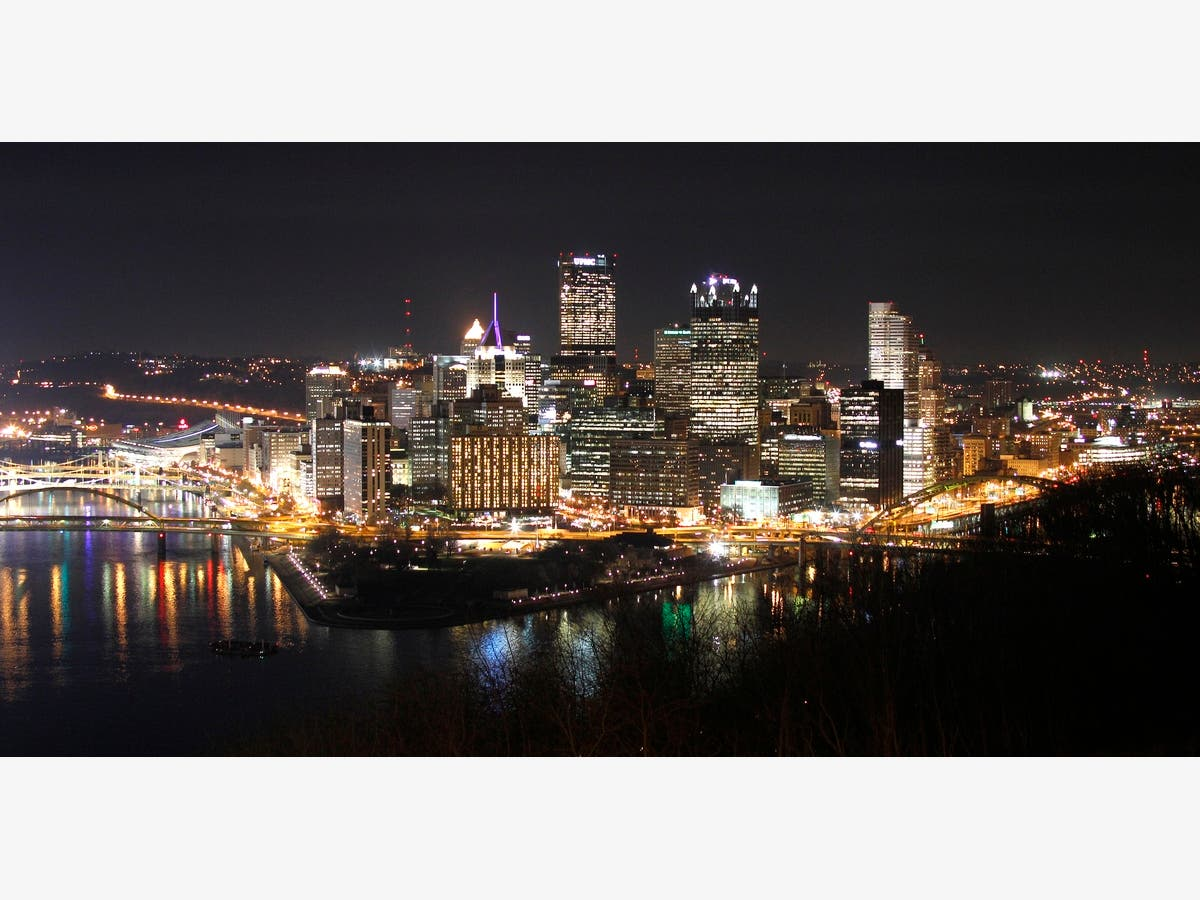 Pittsburgh Light Up Night 2017: Hourly Weather Forecast