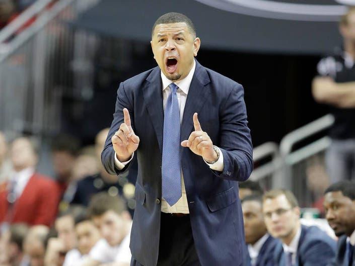2357e2fdf2ff Pitt Hires Duke Assistant As New Men s Basketball Coach