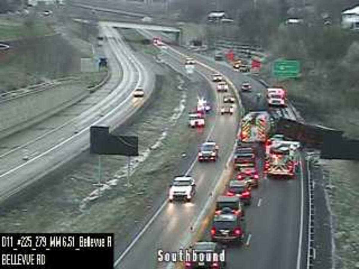 Parkway North Inbound Closed Due To Fatal Accident | North