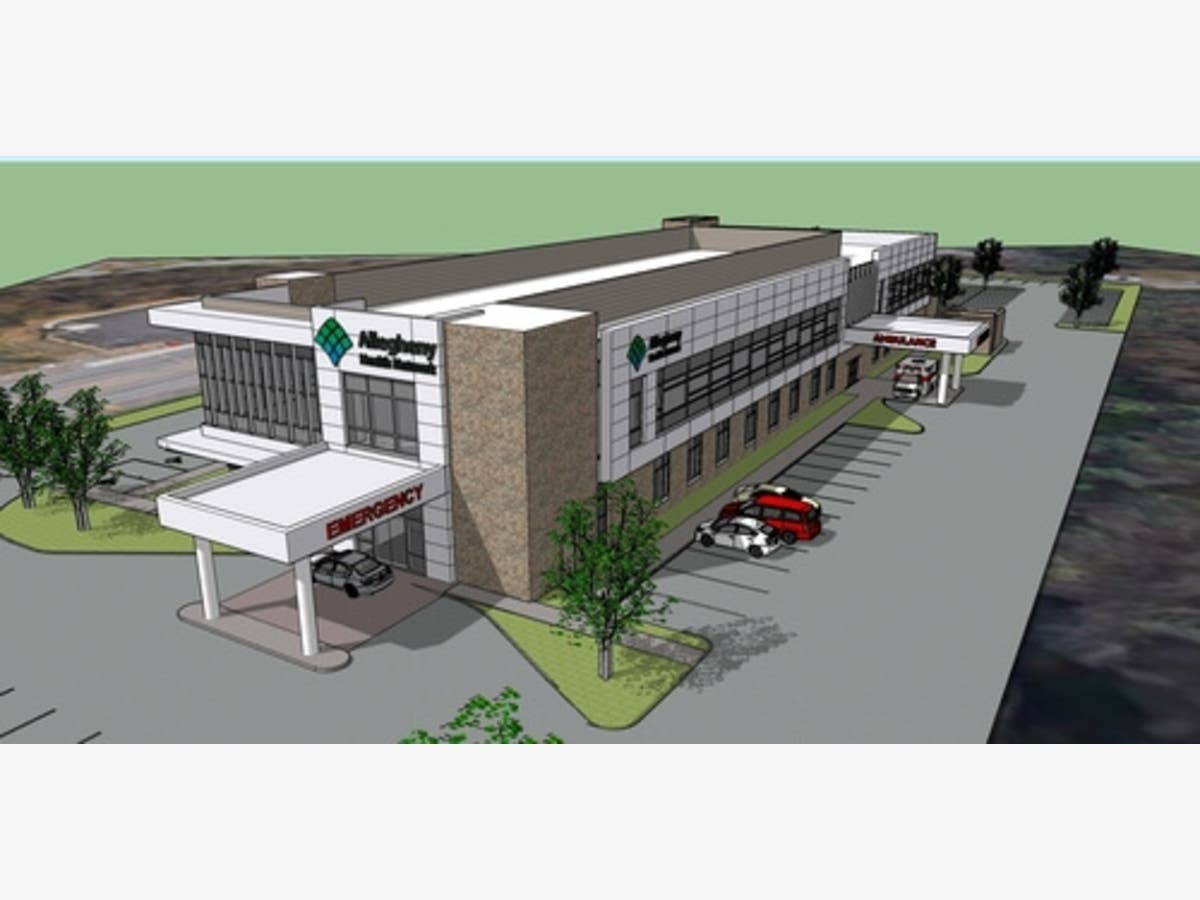 Allegheny Health Network Plans New South Hills Hospital