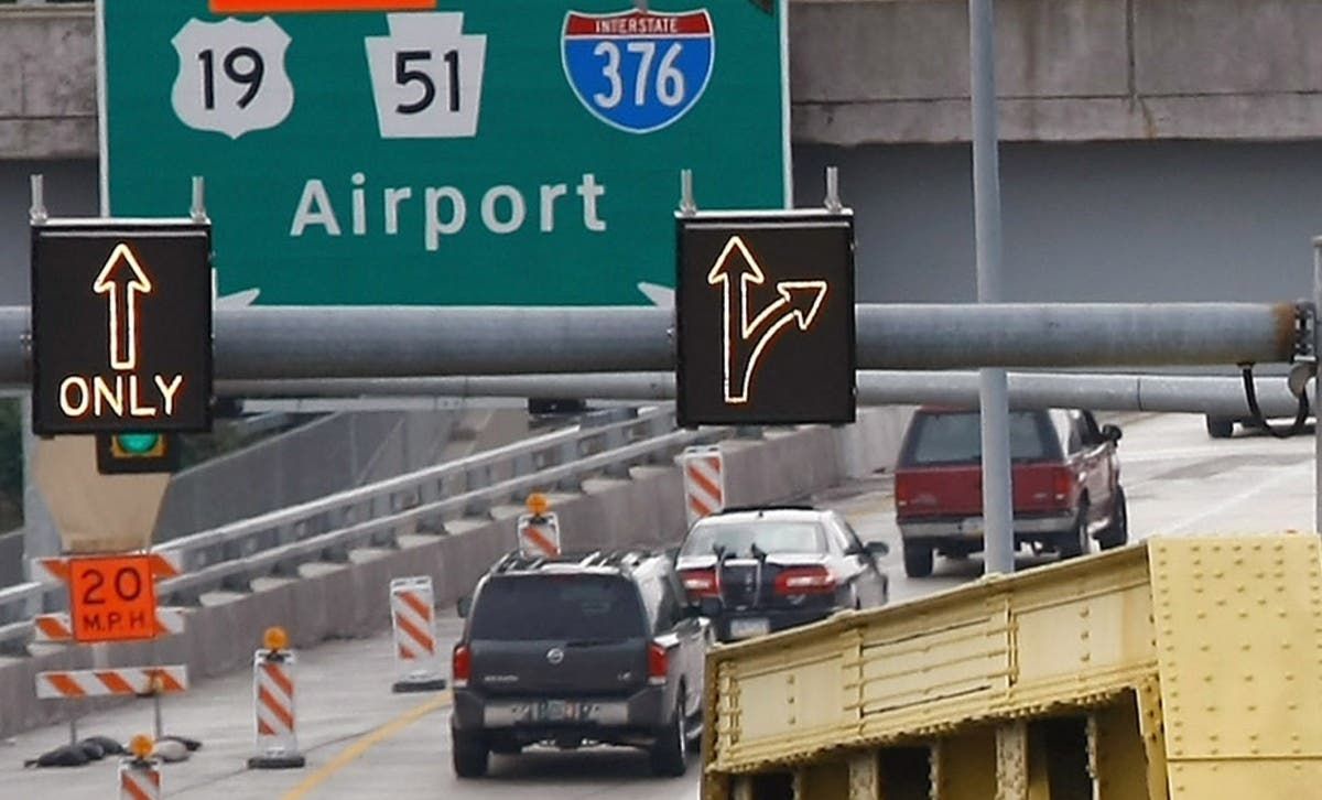 Pittsburgh Traffic: Weekend I-376 Work Could Cause Gridlock