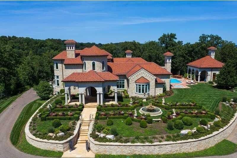 Million Dollar Mansions Pittsburgh Areas 5 Priciest Properties