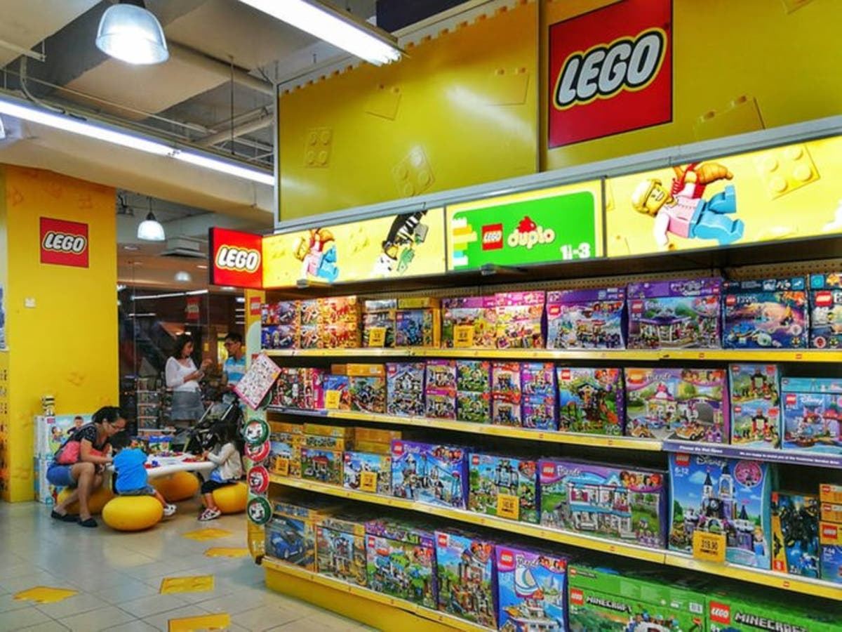 Pittsburgh's First LEGO Store Prepares To Open | North ...