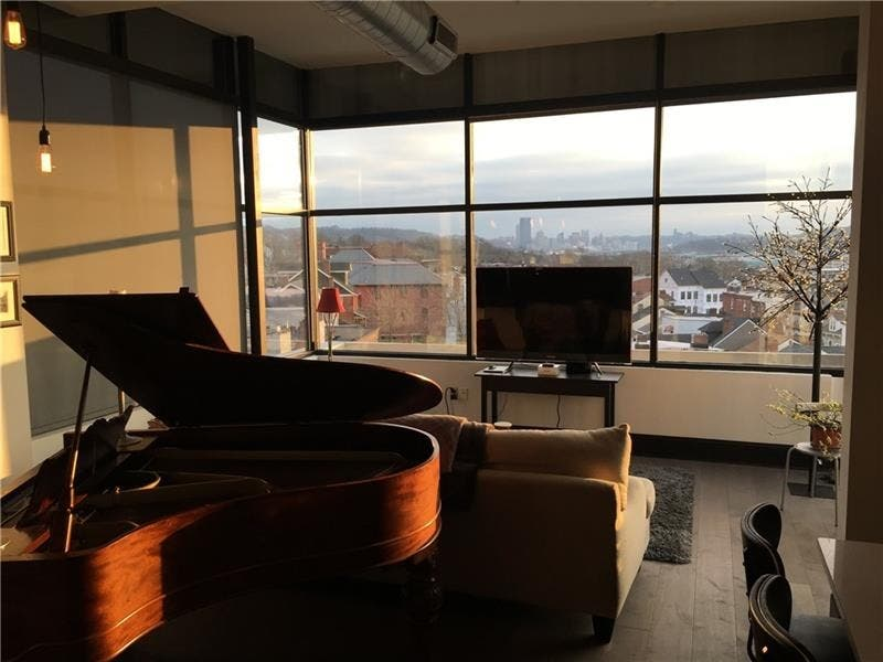 Outstanding Just Listed In Pittsburgh 549K Lawrenceville Penthouse Download Free Architecture Designs Scobabritishbridgeorg