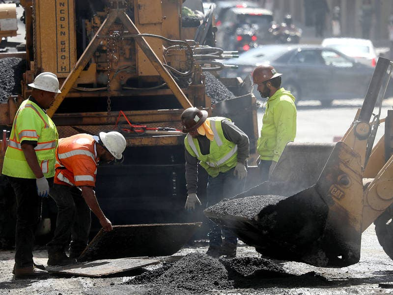Pittsburgh-Area Roadwork 2019: Where To Expect Delays, Detours