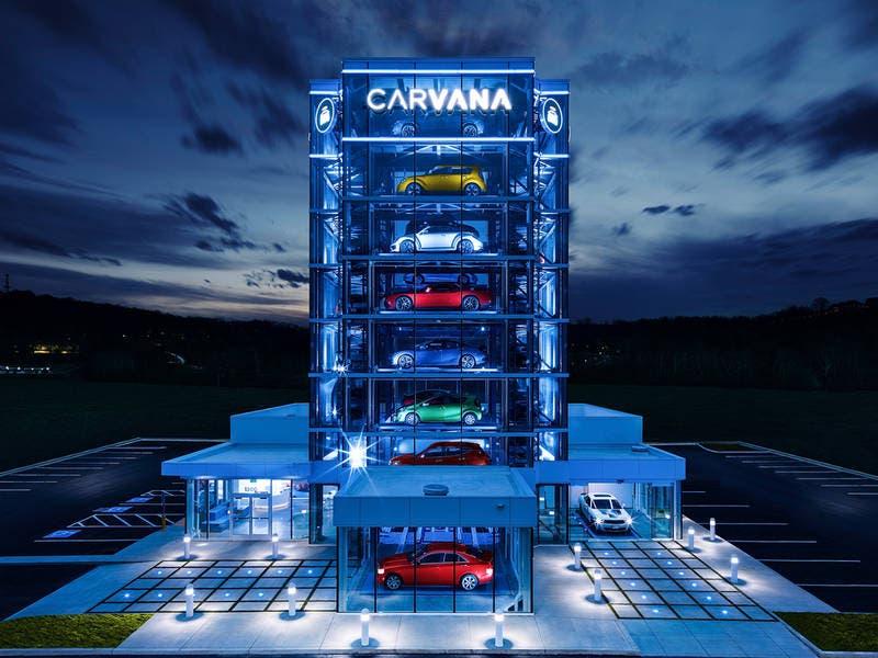 Pittsburgh Gets Eight-Story Car Vending Machine | Pittsburgh