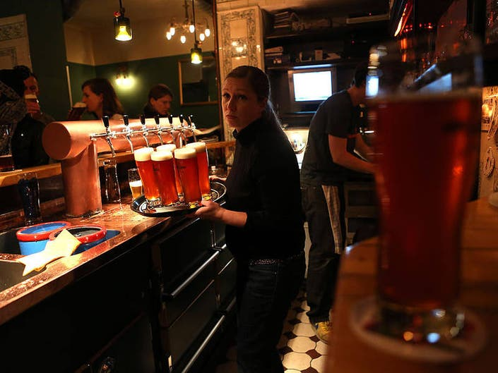 PA Leads The Nation In Craft Beer Production