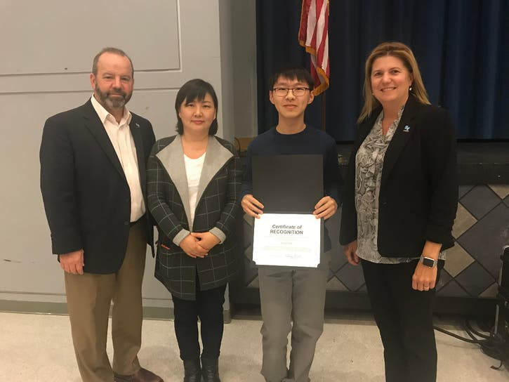 Seneca Valley Student Gets Highest Possible ACT Score ...