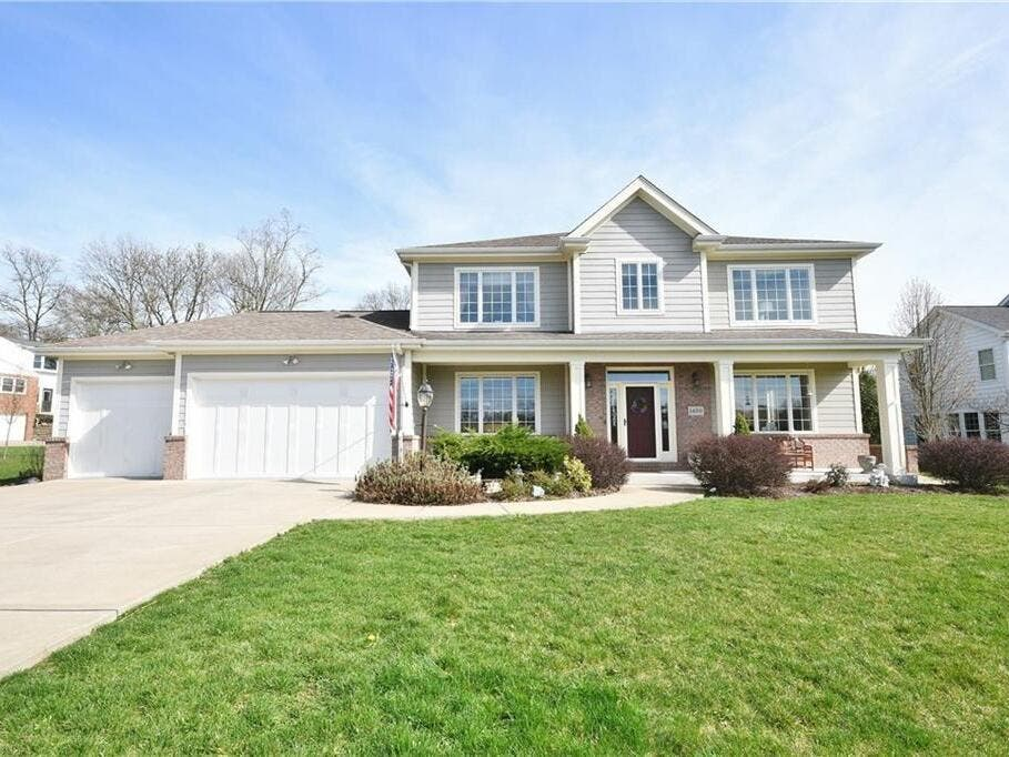 Just Listed In Upper St. Clair: Lattidome Drive 4BR For $650,000